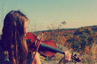 In Home Private Violin Lessons