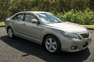 2011 Toyota Camry ACV40R MY10 TOURING SEDAN 4DR Silver Automatic Port Macquarie Port Macquarie City Preview