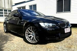 2009 BMW M3 E92 Coupe 2dr M-DCT 7sp 4.0i Black Sports Automatic Dual Clutch Coupe Murarrie Brisbane South East Preview