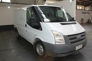 2008 Ford Transit VM Low (SWB) White 5 Speed Manual Van Pennington Charles Sturt Area Preview