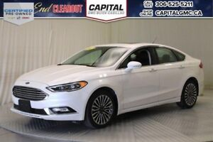 2017 Ford Fusion SE AWD*Nav*Sunroof*Leather*