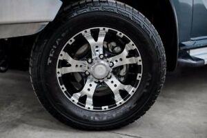 2012 Mazda BT-50 UP0YF1 XTR Blue 6 Speed Sports Automatic Utility