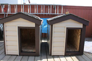 Brand New Dog Houses (No Disinfection required)