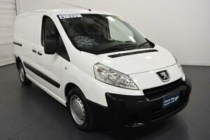 2009 Peugeot Expert G9P 2.0 HDI White 6 Speed Manual Van Moorabbin Kingston Area Preview