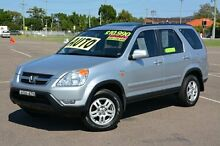 2003 Honda CR-V RD MY2003 Sport 4WD Black 4 Speed Automatic Wagon New Lambton Newcastle Area Preview