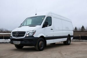 2014 Mercedes Benz Sprinter Cargo Vans