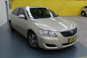 2007 Toyota Aurion GSV40R AT-X Beige 6 Speed Sports Automatic Sedan Cardiff Lake Macquarie Area Preview