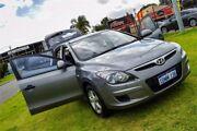 2010 Hyundai i30 FD MY10 SX Silver 5 Speed Manual Hatchback Rockingham Rockingham Area Preview