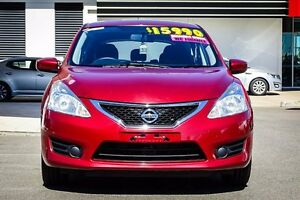2001 Nissan Pulsar N16 ST Red 4 Speed Automatic Hatchback Garbutt Townsville City Preview