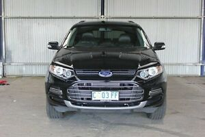 2011 Ford Territory SZ Titanium Seq Sport Shift AWD Black 6 Speed Sports Automatic Wagon Invermay Launceston Area Preview