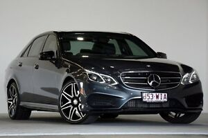 2015 Mercedes-Benz E250 212 MY15 Upgrade Night Edition Grey 7 Speed Automatic Sedan Coopers Plains Brisbane South West Preview