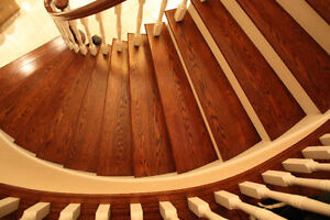 Hardwood, Laminate Flooring & Stair Installations Kitchener / Waterloo Kitchener Area image 6