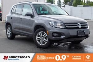 2014 Volkswagen Tiguan Trendline GREAT CONDITION, LOCAL CAR, SUP