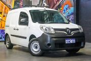 2014 Renault Kangoo F61 Phase II White 4 Speed Automatic Van Perth Perth City Area Preview