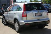 2007 Honda CR-V RE MY2007 Luxury 4WD Silver 5 Speed Automatic Wagon Kippa-ring Redcliffe Area Preview