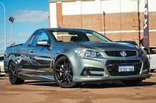 2014 Holden Ute VF MY14 SS V Ute Redline Grey 6 Speed Sports Automatic Utility Fremantle Fremantle Area Preview