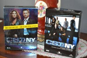 Dvd CSI NY