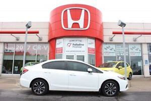 2015 Honda Civic Sedan EX - RELIABLE AND PERFECT SIZE -