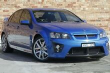 2008 Holden Special Vehicles Clubsport E Series R8 Blue 6 Speed Manual Sedan North Melbourne Melbourne City Preview