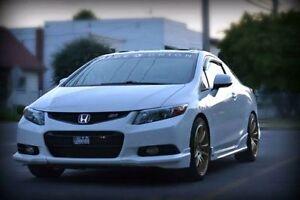 Honda Civic Si HFP 2012, Coupé (2 portes)