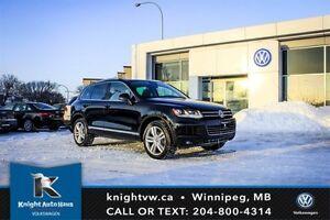2013 Volkswagen Touareg AWD w/ Nav/Sunroof/Leather/20 Inch Rims