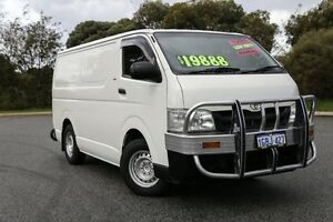2010 Toyota Hiace KDH201R MY07 Upgrade LWB White 5 Speed Manual Van Hillman Rockingham Area Preview