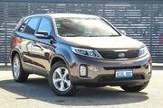 2014 Kia Sorento XM MY14 SI Brown 6 Speed Sports Automatic Wagon Maddington Gosnells Area Preview