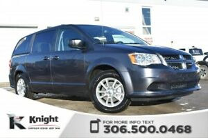 2018 Dodge Grand Caravan SXT Plus - LOW KMs - Accident Free - DV