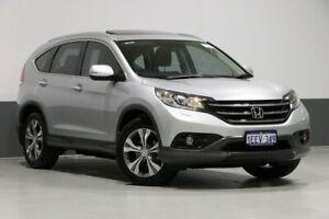 2013 Honda CR-V 30 VTi-L (4x4) Silver 5 Speed Automatic Wagon