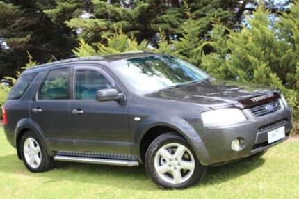 2006 Ford Territory SY TS 4 Speed Sports Automatic Wagon Beaconsfield Cardinia Area Preview