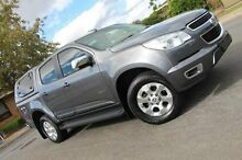2012 Holden Colorado RG MY13 LTZ Crew Cab Grey 6 Speed Sports Automatic Utility Nailsworth Prospect Area Preview