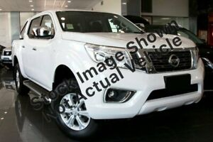2016 Nissan Navara D23 S2 ST White 7 Speed Sports Automatic Utility Morley Bayswater Area Preview