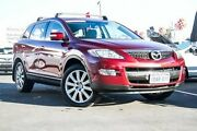 2008 Mazda CX-9 Luxury Red 6 Speed Auto Activematic Wagon Glendalough Stirling Area Preview