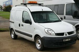 2008 Renault Kangoo X76 Integral As Shown In Picture 4 Speed Automatic Van Dandenong Greater Dandenong Preview