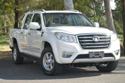 2016 Great Wall Steed NBP 4x2 White 5 Speed Manual Utility