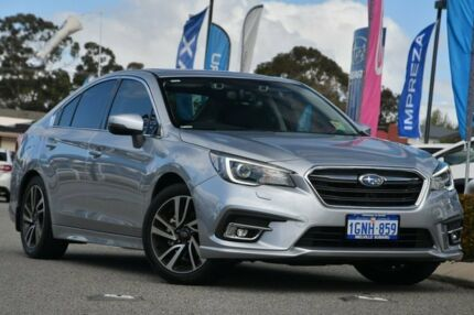 2018 Subaru Liberty B6 MY18 2.5i CVT AWD Premium Ice Silver 6 Speed Constant Variable Sedan Willagee Melville Area Preview