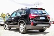 2013 Kia Sorento XM MY13 SLi Black 6 Speed Sports Automatic Wagon Maddington Gosnells Area Preview