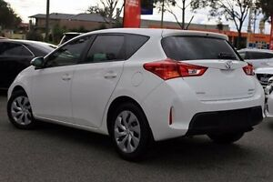 2014 Toyota Corolla White Constant Variable Hatchback Keysborough Greater Dandenong Preview