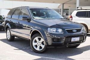 2010 Ford Territory SY Mkii TX Grey 4 Speed Sports Automatic Wagon Osborne Park Stirling Area Preview