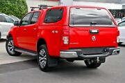 2017 Holden Colorado RG MY17 LTZ Pickup Crew Cab Red/Black 6 Speed Sports Automatic Utility Hillcrest Logan Area Preview