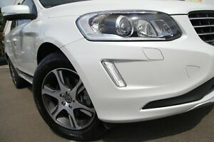 2015 Volvo XC60 DZ MY15 T6 Luxury White 6 Speed Sports Automatic Wagon Dee Why Manly Area Preview