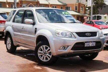 2011 Ford Escape ZD MY10 Silver 4 Speed Automatic Wagon Mindarie Wanneroo Area Preview