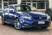 2012 Ford Falcon FG MkII XR6 Limited Edition Blue 6 Speed Sports Automatic Sedan Willagee Melville Area Preview