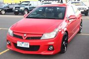 2006 Holden Special Vehicles VXR AH MY06.5 Red 6 Speed Manual Coupe Heatherton Kingston Area Preview