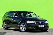 2012 Holden Commodore VE II MY12 Omega Sportwagon Black 6 Speed Sports Automatic Wagon Ringwood East Maroondah Area Preview