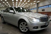 2007 Mercedes-Benz C200 Kompressor W204 Classic Silver 5 Speed Sports Automatic Sedan Pearce Woden Valley Preview