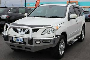 2011 Great Wall X240 CC6460KY White 5 Speed Manual Wagon Devonport Devonport Area Preview
