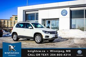 2016 Volkswagen Tiguan Special Edition AWD 0.99% Financing Avail