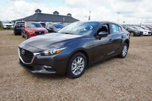 2018 Mazda Mazda3 GS-SKYACTIV Keyless Start, Bluetooth, Heated S