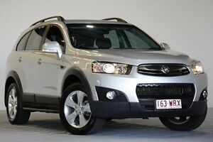 2013 Holden Captiva CG MY13 7 CX (4x4) Silver 6 Speed Automatic Wagon Coopers Plains Brisbane South West Preview